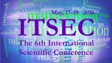 The International Scientific Conference «ITSEC»